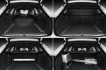 Audi A4 Allroad Quattro багажник со сложенными сиденьями
