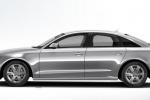 Audi A6 - вид сбоку