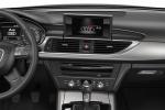 Audi A6 - руль и панель приборов