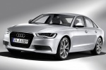 Audi A6 - белый