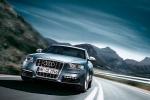 Audi A6 - вид спереди