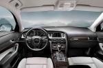 Audi A6 - вид с водительского места