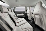 Audi A6 - салон, задний диван