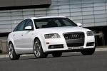 Audi A6 белый