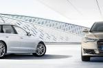 Audi A6 Avant и Audi A6 рядом