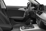 Audi A6 Avant - интерьер спереди