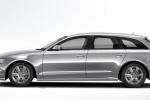 Audi A6 Avant - вид сбоку