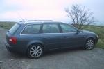 Audi A6 Avant 2002 года
