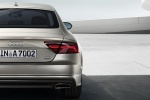 Audi A7 - вид сзади