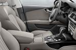 Audi A7 - интерьер салона модели