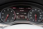Audi A7 - панель приборов: спидометр, тахометр и другое