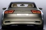 Audi A7 - вид сзади крупно