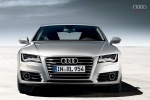 Audi A7 - вид спереди