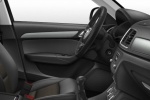 Audi Q3 - интерьер салона модели
