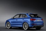 Audi Q3 - синий