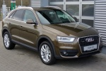 Audi Q3 - коричневый