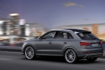 Audi Q3 - матовый серый