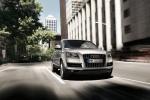 Audi Q7 - официальное фото, в движении