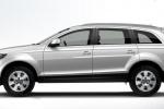 Audi Q7 - официальное фото, вид сбоку