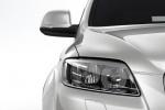 Audi Q7 - официальное фото, фара
