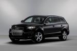 Audi Q7 - чёрный матовый