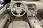 Audi Q7 - интерьер салона модели 2015 года