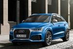 Audi RS Q3 синий