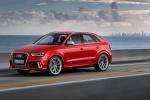 Audi RS Q3 - красный