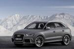 Audi RS Q3 - серый