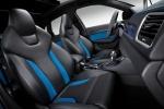 Audi RS Q3 - сиденья