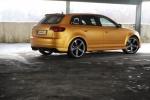 Audi RS3 - оранжевый