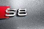 Audi S8 - шильдик