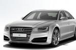 Audi S8 - вид спереди