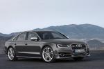 Audi S8 - тёмный