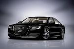 Audi S8 - чёрный в тюнинге