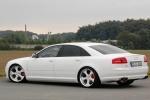Audi S8 - белый