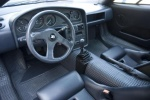 Bugatti EB 110 - интерьер салона