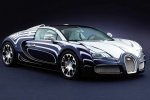 Bugatti Veyron Grand Sport в окрасе