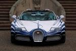 Bugatti Veyron Grand Sport - вид строго спереди