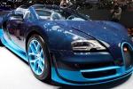 Bugatti Veyron Grand Sport в шоу-руме