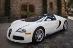 Bugatti Veyron Grand Sport - белый, 2011 года