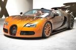 Bugatti Veyron Grand Sport - оранжевый