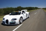 Bugatti Veyron Grand Sport - в движении