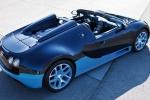 Bugatti Veyron Grand Sport 2012 года - вид сверху
