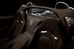 Bugatti Veyron Grand Sport - сиденья в машине