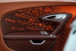 Bugatti Veyron Grand Sport - стилизованная дверь