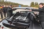 Bugatti Veyron Grand Sport - двигатель