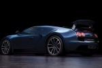 Bugatti Super Sport в синем цвете