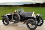 Bugatti Type 18 на красивом фоне