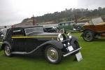 Bugatti Type 50 на выставке